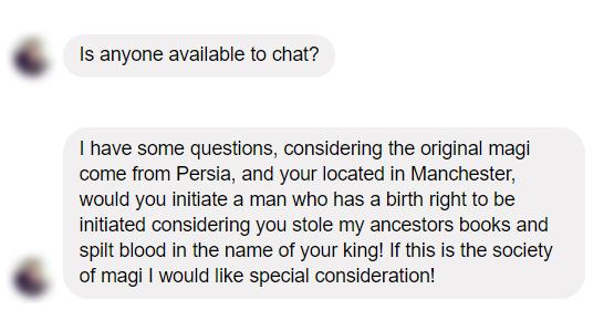 Magisk dating uk