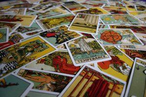 Tarot Magic Lecture @ Irish World Heritage Centre