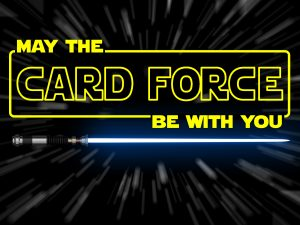 May The (Card) Force Be With You - Magical Workshop @ Irish World Heritage Centre