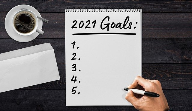 2021 magical goals and resolutions - zoom meeting for magicians in manchester